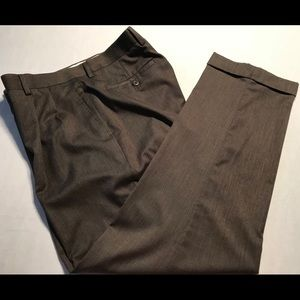 Alan Flusser Mens Dress Pants Size 36X30 B029